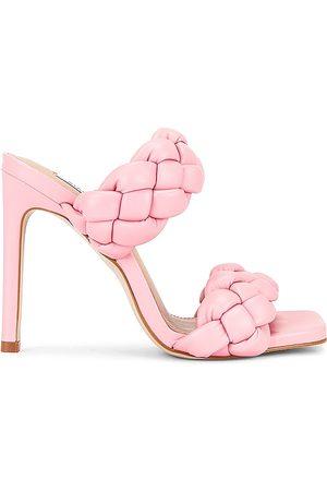 Steve Madden Sandalia kenley en color talla 10 en - Pink. Talla 10 (también en 6, 6.5, 7, 7.5, 8, 8.5, 9, 9.5).