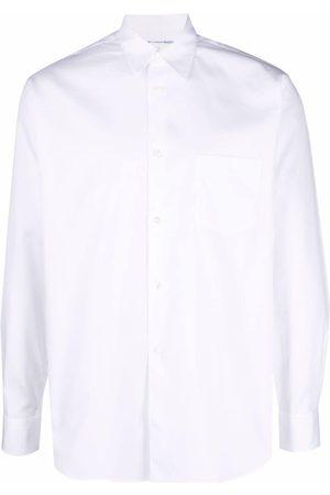 Comme Des Garçons Camisa con botones