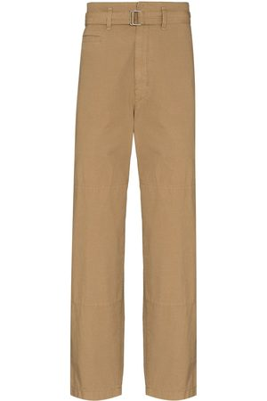 Lemaire Hombre Gabardinas - TRENCH LSE TRS BRWN