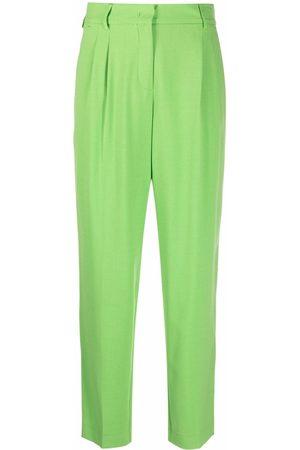 BLANCA Straight-leg tailored trousers