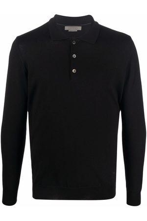 Corneliani Long-sleeve polo shirt