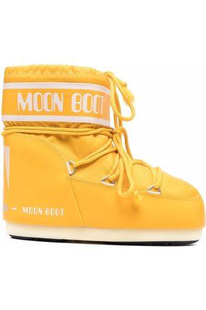 Moon Boot Botas y Botines - Botas con agujetas y logo estampado