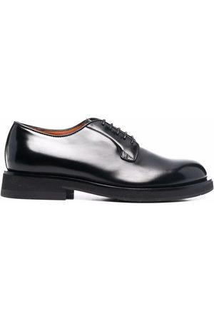 santoni Hombre Oxford - Lace-up leather derby shoes