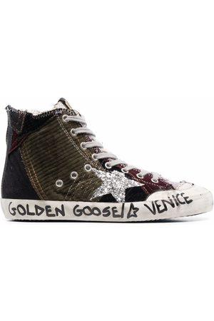 Golden Goose Penstar high-top sneakers