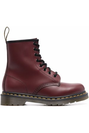 Dr. Martens Lace-up leather boots