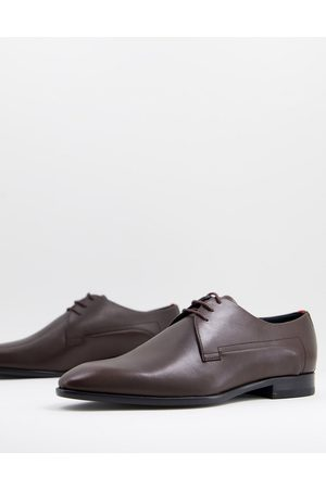 HUGO Appeal lace up shoes in brown