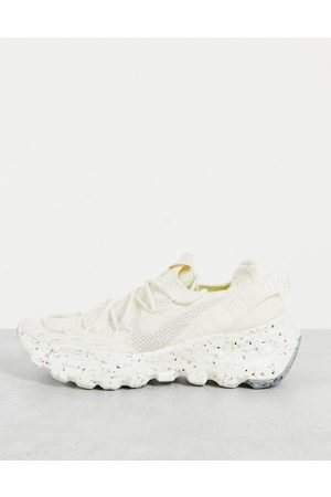 Nike Mujer Tenis - Space Hippie 04 trainers in off white
