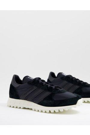 adidas Originals TRX Vintage trainers in black