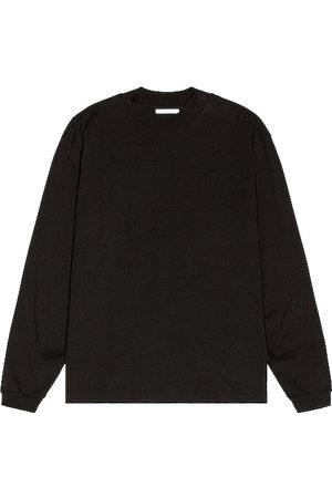 JOHN ELLIOTT Camiseta 900 ls mock en color talla L en - Black. Talla L (también en M, XL/1X).