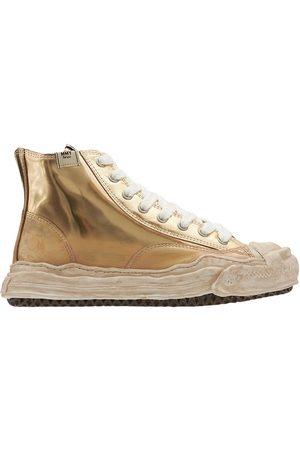 """MIHARA YASUHIRO Sneakers Altas """"original Sole Hank"""" De Piel"""