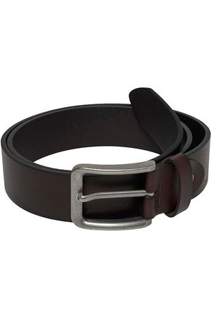 Only & Sons Cinturón Charlton Leather 95 cm Brown Stone