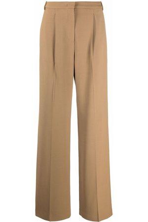 Aspesi Wide-leg tailored trousers