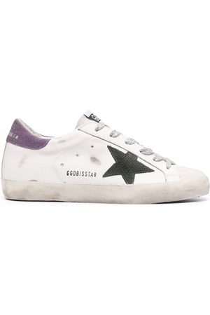 Golden Goose Mujer Tenis - Super-Star low-top sneakers
