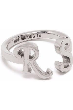 Raf Simons RS brass ring