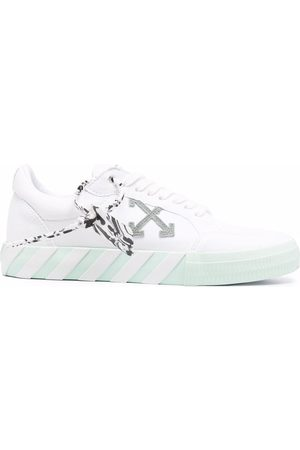 Off-White LOW VULCANIZED ECO CANVAS WHITE MINT