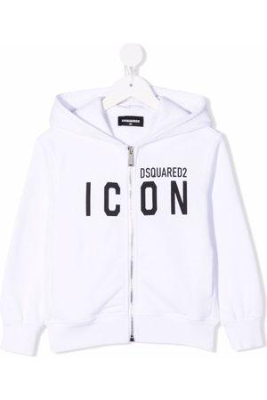 Dsquared2 Kids Icon-print hoodie
