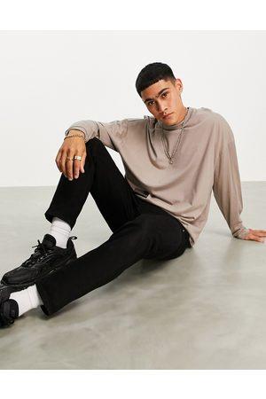 ASOS Long sleeve oversized t