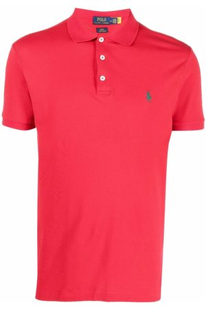 Polo Ralph Lauren Hombre Polos - Embroidered-pony polo shirt
