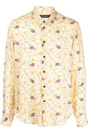 Garçons Infidèles Paisley-print longsleeved shirt