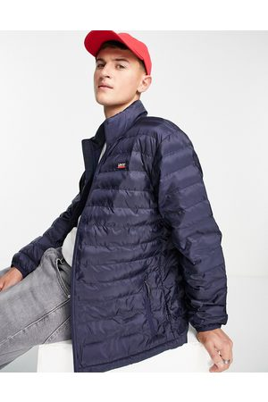Levis Levi's presidio packable puffer jacket in navy