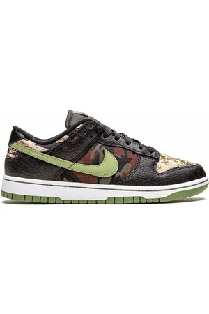 """Nike Dunk Low SE """"Crazy Camo"""" sneakers"""