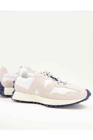 New Balance 327 premium 327 trainers in off white