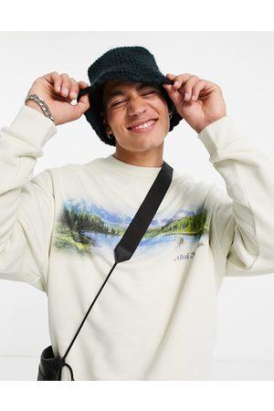 ASOS DESIGN Knitted bucket hat