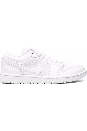 "Jordan Mujer Tenis - Air 1 Low Breathe sneaker ""Triple White"""
