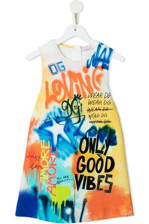 Dolce & Gabbana Niña Vestidos - Vestido Only Good Vibes