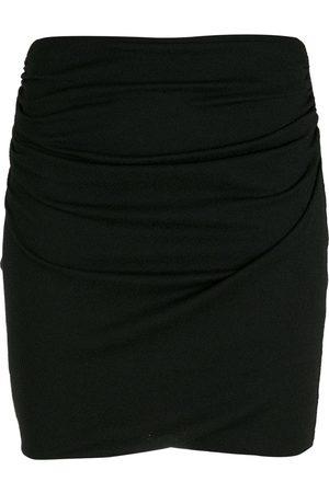 LUIZA BOTTO Mujer Minifaldas - Falda corta fruncida