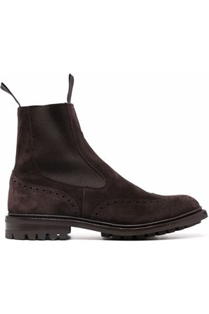 TRICKERS Hombre Botines - Henry leather Chelsea boots