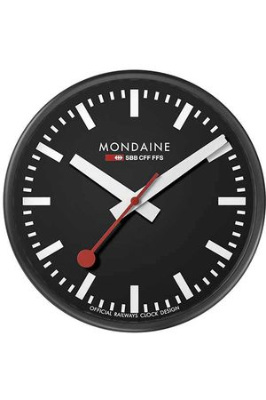 Mondaine Reloj M990 250 mm Black / Black Frame
