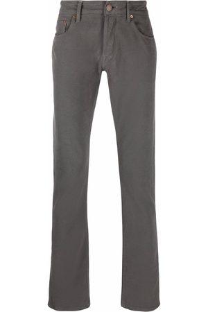 Hand Picked Hombre Chinos - Pantalones chino rectos