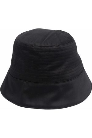 Rick Owens Hombre Sombreros - Sombrero de pescador con cierre
