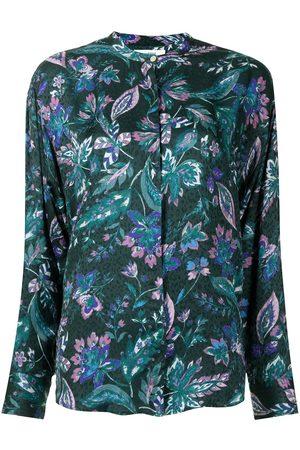 Isabel Marant Mujer Camisas - Camisa con botones y diseño floral