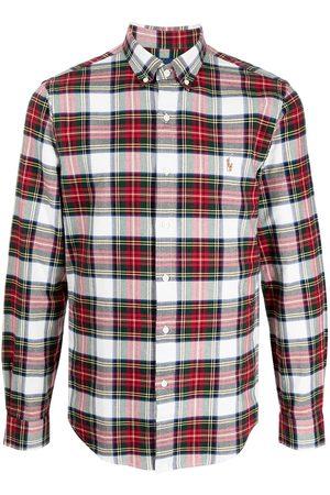 Polo Ralph Lauren Hombre Camisas - Tartan-print button-down shirt