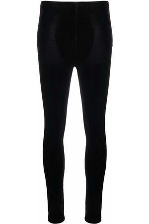 Alchemy Mujer Slim y skinny - Velvet skinny trousers
