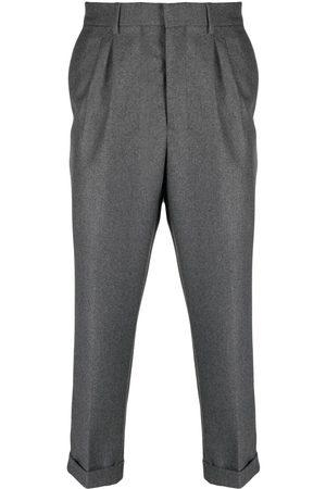 Ami Hombre Con pinzas - Pantalones carrot con pinzas