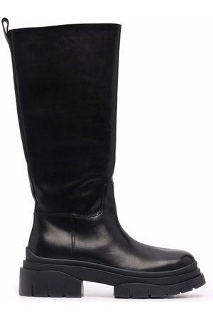 Ash Mustang calf-length boots