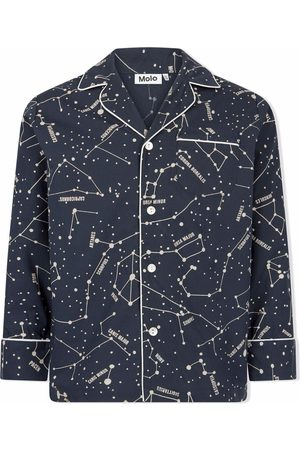Molo Kids Pijama con estampado de constelación