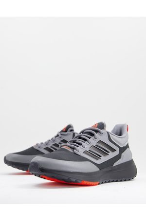 adidas Adidas EQ21 Cold Rdy Running trainers in grey and black