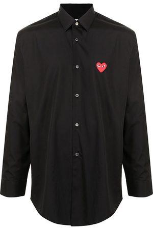 Comme des Garçons Hombre Camisas - COMME DES GARÇONS PLAY AZB002051 BLACK