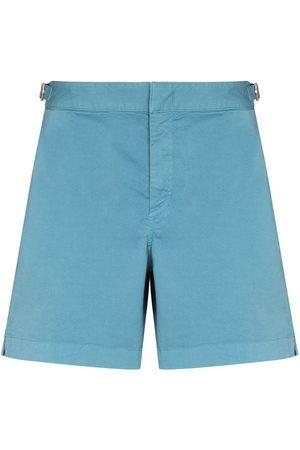 Orlebar Brown Hombre Shorts - Bulldog cotton chino shorts