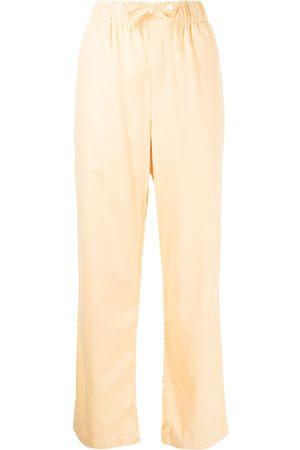 Tekla Pantalones de pijama con cordones en la pretina