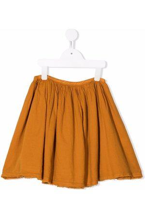 Longlivethequeen Niña Faldas - Minifalda con pliegues