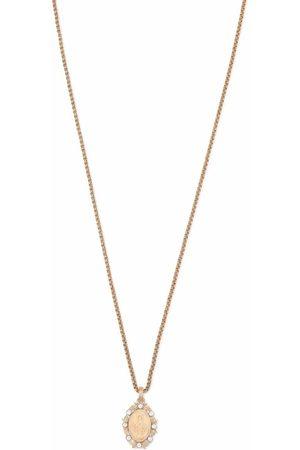 Dolce & Gabbana Hombre Collares - Collar con dije Devotion