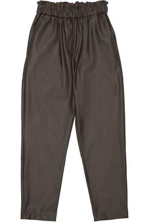 Unlabel Pantalones De Piel Sintética