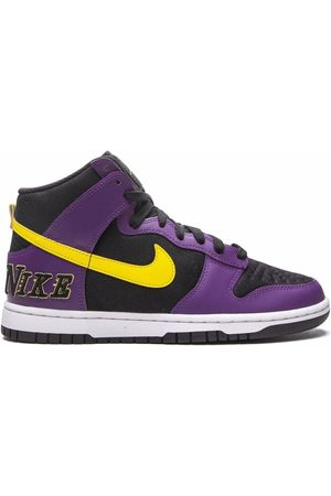 """Nike Hombre Tenis - Dunk High sneakers """"Lakers"""""""
