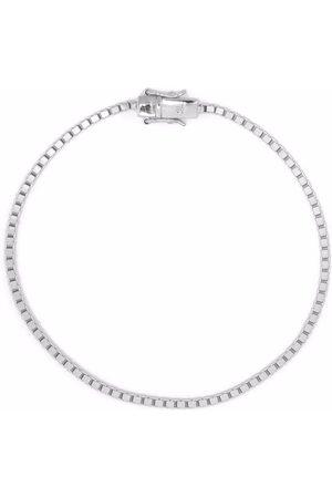 TOM WOOD Pulseras - Square chain bracelet