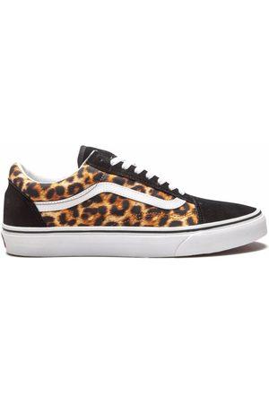 "Vans Hombre Tenis - Old Skool ""Leopard"" sneakers"